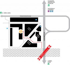 Anfahrt-Zufahrt-Zugang-School-of-Sound